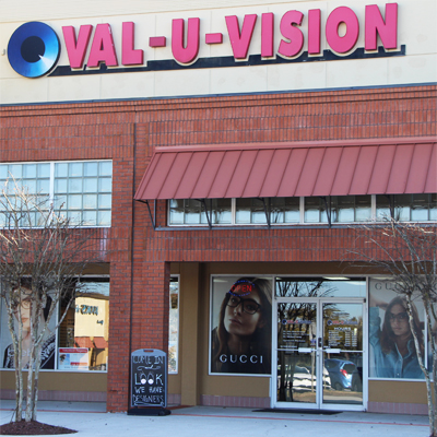 book appointment valuvision regency park location