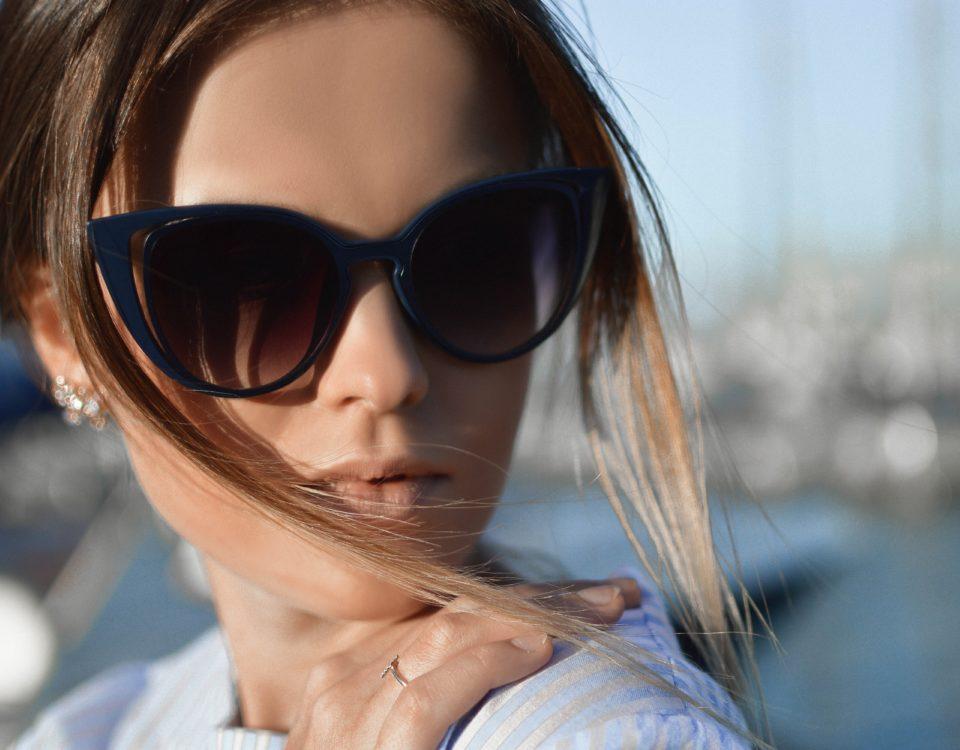 Women's prescription sunglasses Jacksonville optometrist